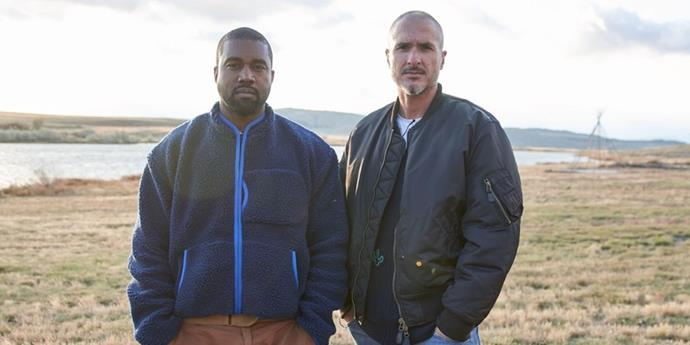 Kanye and Zane Lowe spoke for over two hours. *Image: Apple Music/Beats 1*