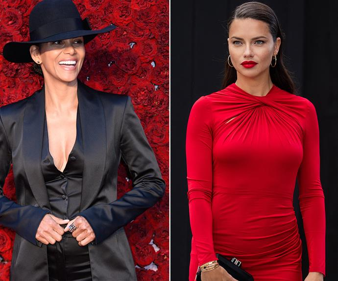 halle berry and adriana lima