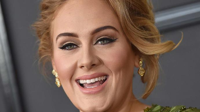 'I used to cry but now I sweat': Adele shows off her incredible weight loss