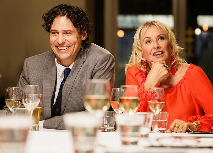 Judith loved her time alongside the inimitable Irish chef Colin Fassnidge on *My Restaurant Rules*.