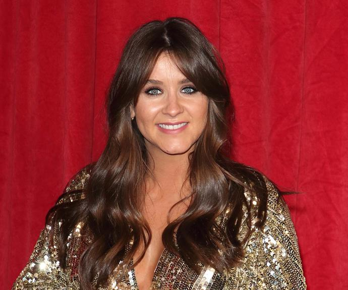 Coronation Street star Brooke Vincent shares gorgeous pictures of her new baby boy