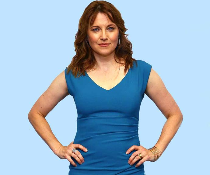 Lucy Lawless shares little-known facts about herself - including why she hates cricket bread