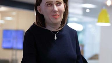Meet 'Emma' - we will look like her too if we don't change the way we work in the office now