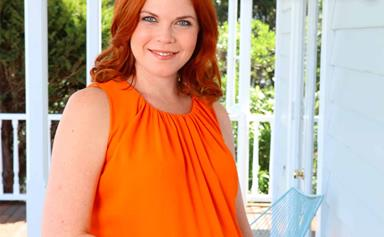 Jessica Mutch-McKay's pregnancy juggle