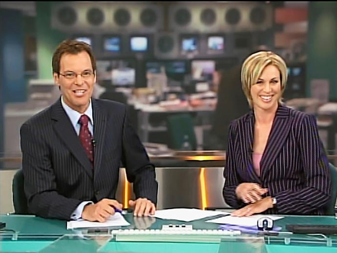 Simon and Wendy debuted as on-air presenters back in 2006.
