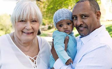 The touching story of a Christchurch mosque victim and the special bond he's forged with his saviour