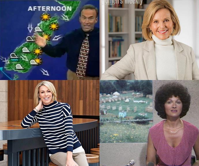 1 News presenters
