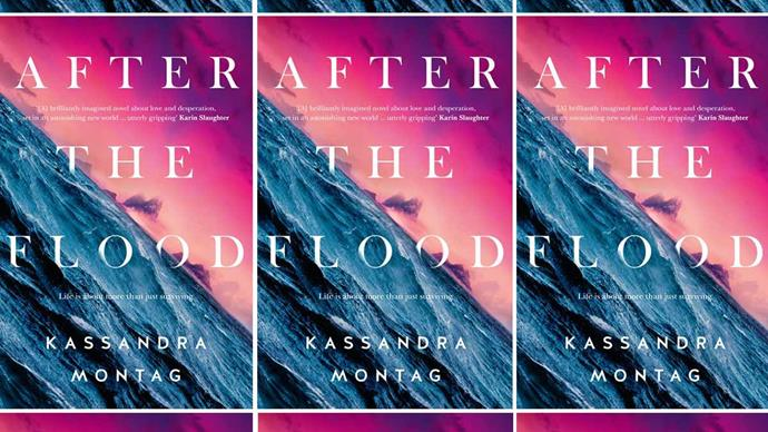 Win NEXT December book of the month: After the Flood by Kassandra Montag