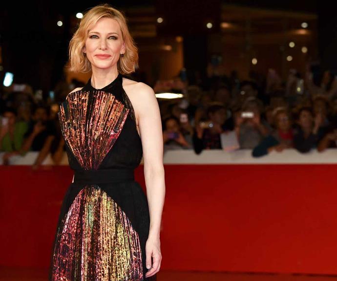 Cate Blanchett: 'Why complex women inspire me'