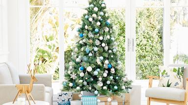 Four ways to give your Christmas decorations a modern refresh without breaking the bank