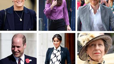How much would these royals earn if they had to get normal jobs?