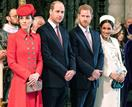 Prince William gave a shout out to Duchess Meghan and Prince Harry at this special event