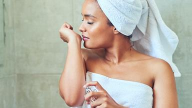 The best way to apply perfume and make it last