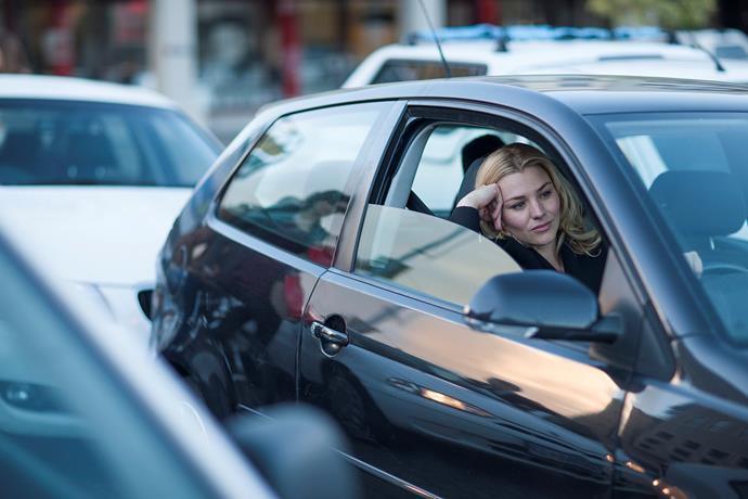 Not only could reducing driving-related stress make you feel calmer, it can also benefit your overall health in the long-term. *(Image: Getty)*