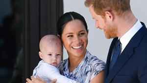 The Palace announces the Sussexes will not join the royal family for Christmas at Sandringham