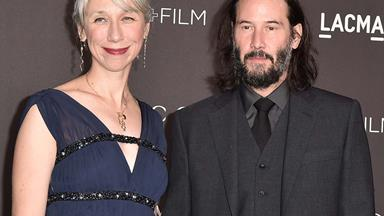 Why women in their forties love Keanu Reeves and Alexandra Grant