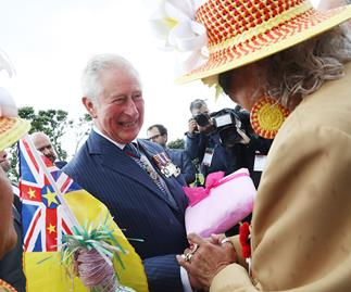 prince charles duchess camilla auckland