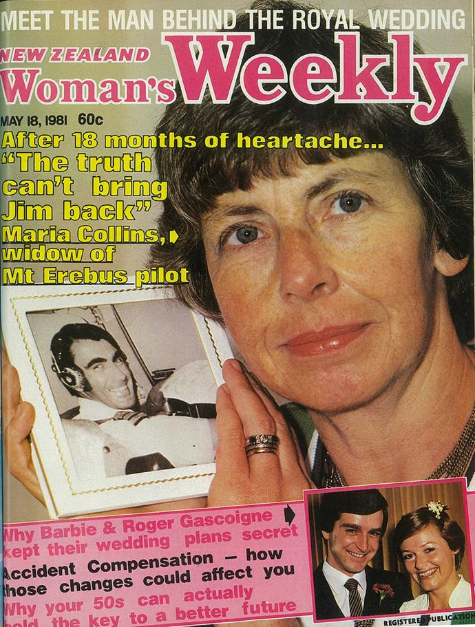 Maria first shared her story with *the Weekly* in 1981.