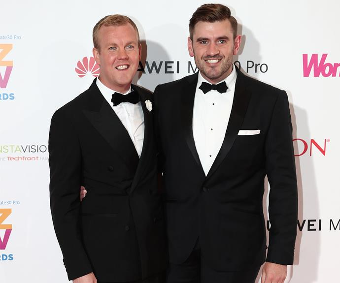 Matty McLean reveals what partner Ryan calls him… and it's not what you'd think!