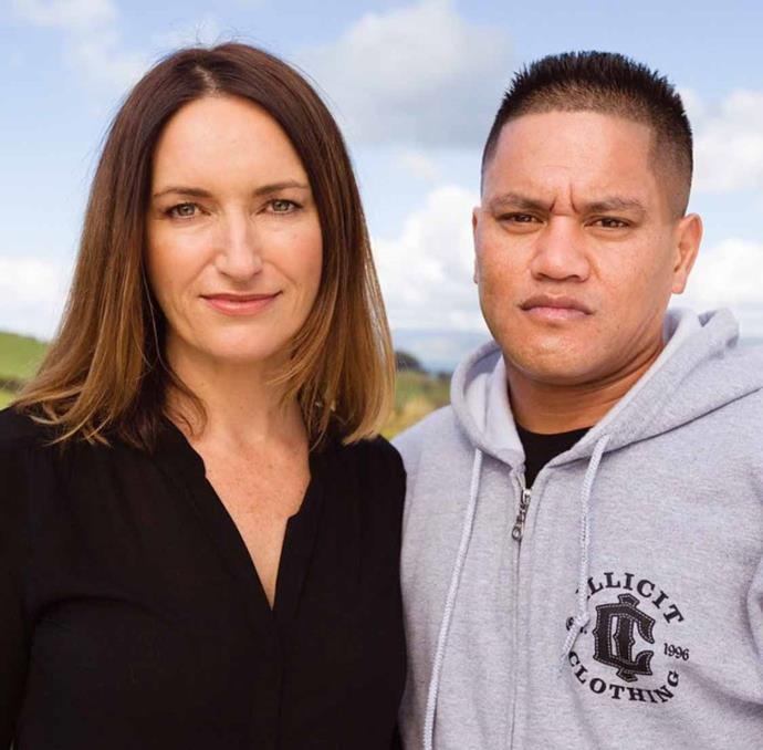 Paula's still in touch with with Teina, who she fought to be released from jail.