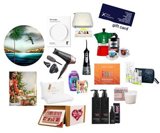 Christmas gifts to win with Woman's Day