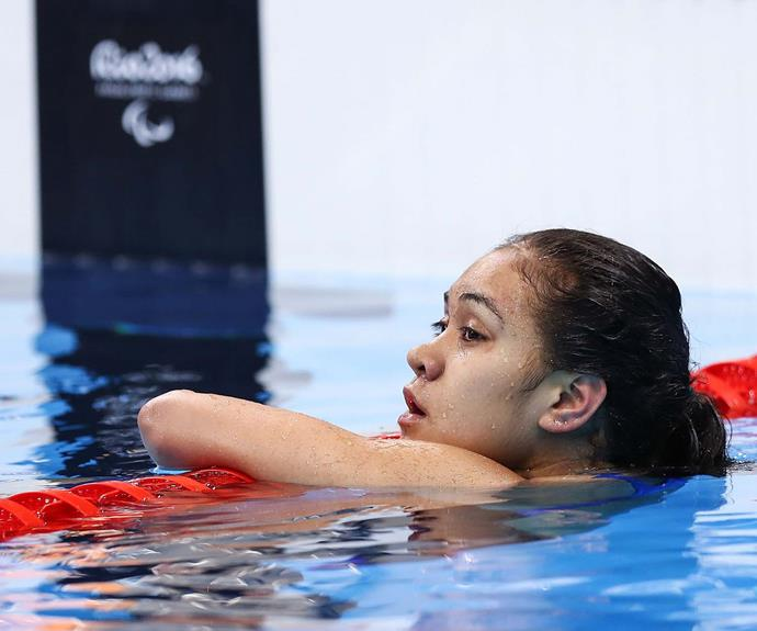 Paralympian Tupou Neiufi says the campaign is close to her heart.