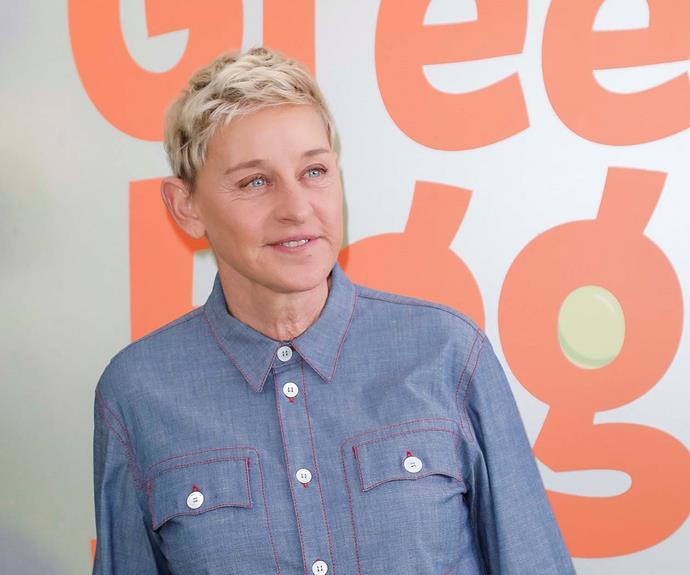 Ellen DeGeneres awkward interview with Dakota Johnson