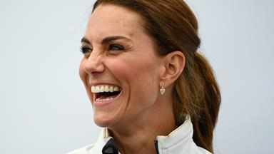 Duchess Catherine secretly spent two days working at a maternity unit