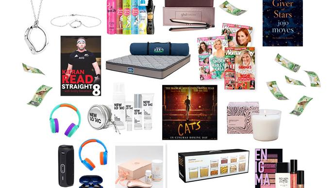 Get sorted for Christmas with Woman's Day's Christmas giveaways