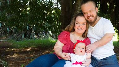 NZ's smallest couple: Meet our Christmas miracle baby
