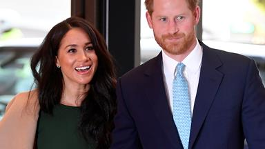 How Duchess Meghan and Prince Harry are celebrating the '12 Days of Christmas'