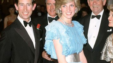 Princess Diana's Travolta dress is up for auction so we're celebrating her best dresses from the 80s