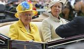 Did The Queen tell off Princess Anne for not greeting the Trumps? The truth behind the video revealed