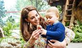 Duchess Catherine reveals Prince Louis has started talking