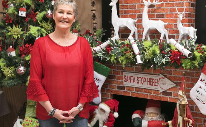 Jo Haynes Christmas decorations