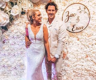 Erin Simpson Zac Franich wedding video