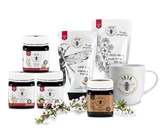 Win a delicious gift pack from 1839 Honey worth $125