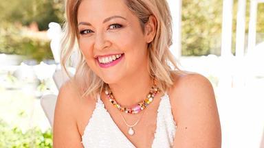Radio star Sarah Gandy celebrates beating breast cancer