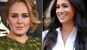 A previously unreleased photo reveals Duchess Meghan and Adele joined forces to support Grenfell fire victims