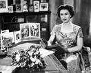 Take a look back at Queen Elizabeth's first televised Christmas message 62 years ago