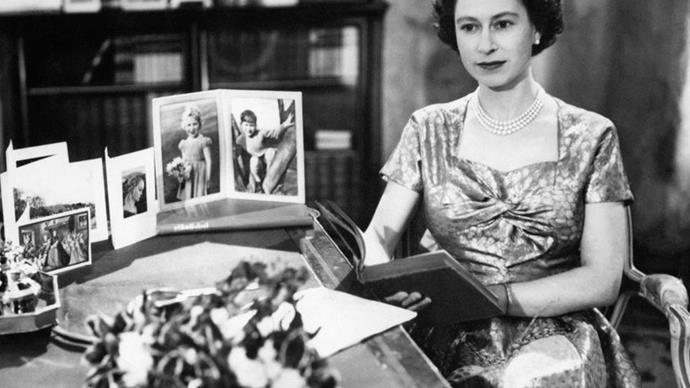 queen elizabeth christmas message 1957