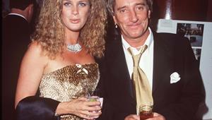 'I was a rock star! You don't dump a rock star!' Rod Stewart opens up about his split with Rachel Hunter