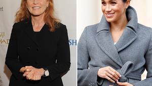Sarah Ferguson says she feels 'desperately sorry' for Duchess Meghan: 'I've been in her shoes'