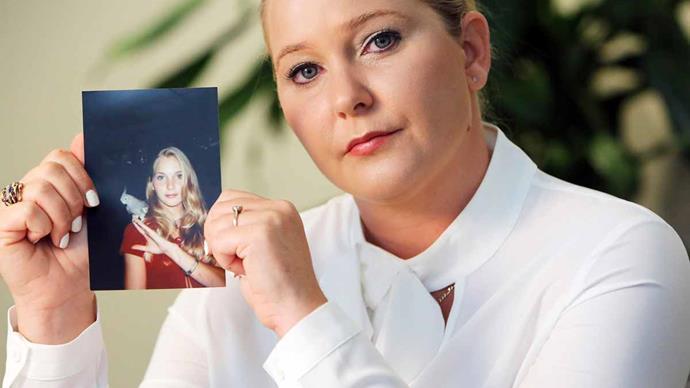 Virginia Roberts Giuffre prince andrew fake photo