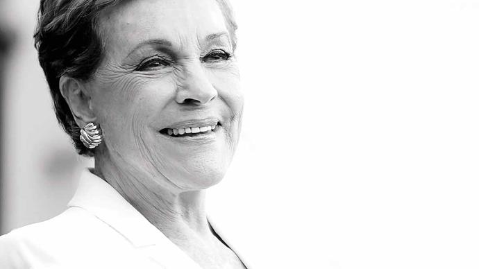 Julie Andrews lets us in on the loves of her life