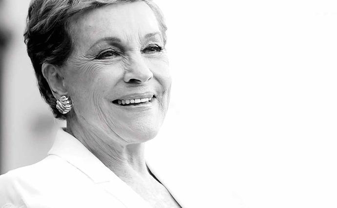 Julie Andrews lets us in on the loves of her life
