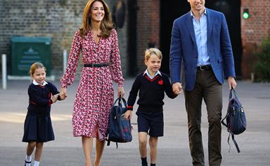 Prince George and Princess Charlotte could be making their public Christmas Day debut this year