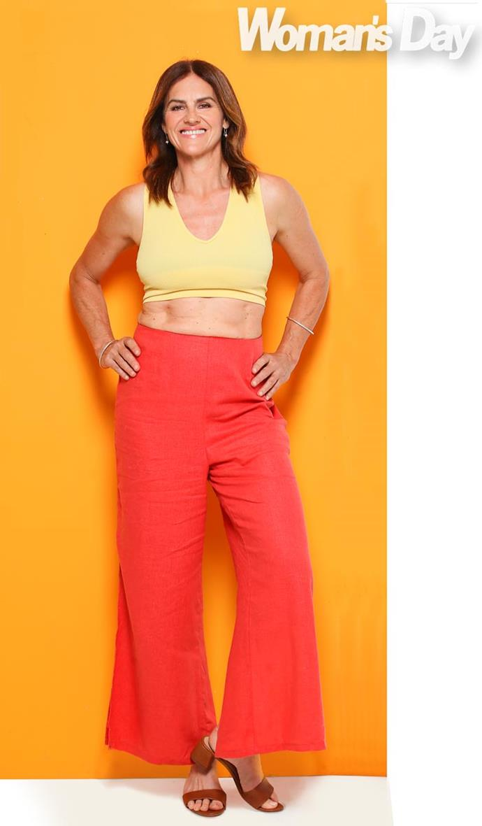 Super-supple Suzi's been bending the limits for 30 years!