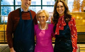 prince william mary berry kate middleton