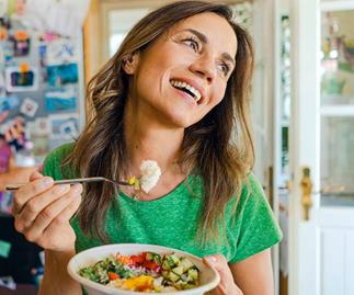 Gemma McCaw's secrets to a plant-based diet